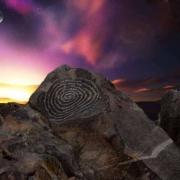 Winter Solstice Petroglyphs Tucson