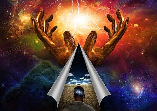 our connection to the universe comes from within