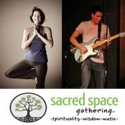 Natasha Korshak at Sacred Space
