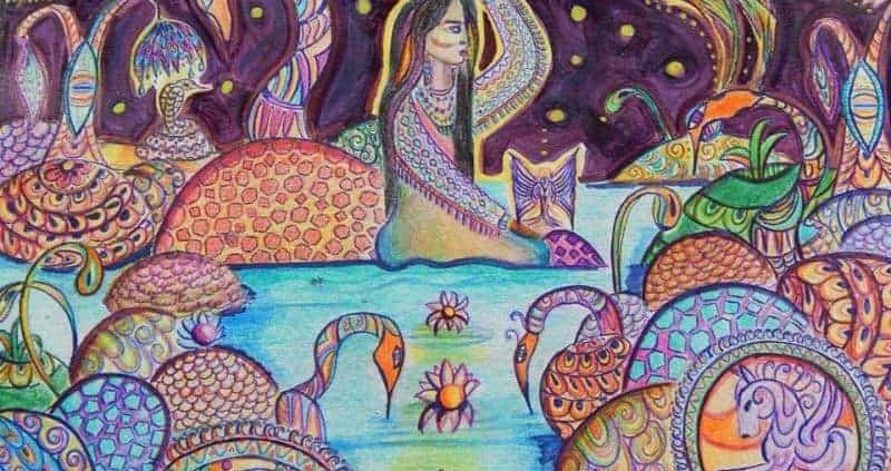 Meditative and Mindful Yoga