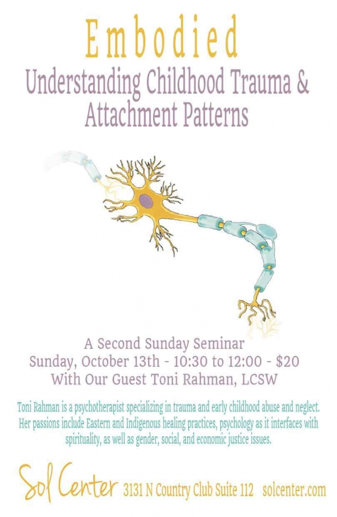 Understanding Childhood Trauma and Attachment Patterns Sol Center Tucson